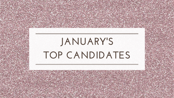 January's Top Candidates